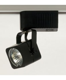 PLC Lighting TR613 BK Track Lighting 1 Light  Echo-12v. Collection