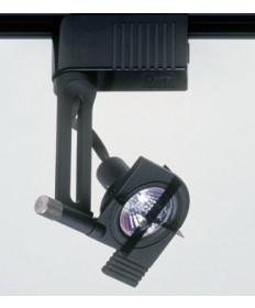 PLC Lighting TR800 BK Track Lighting 1 Light Target Collection