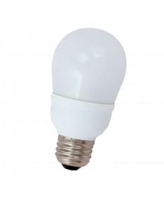 Halco 45734 CFL9/27/A19 9W SPIRAL A16 2700K MED PROLUME