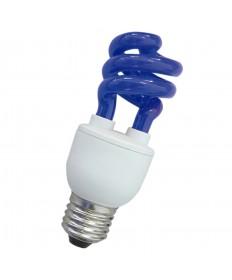 Halco 109224 CFL11/BLU 11W T3 SPIRAL BLUE MED PROLUME