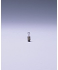 Satco E335 Satco 1.12 Watt (0.04 Amp) 28 Volt T1.75 Midget Screw Base Clear Miniature Light Bulb