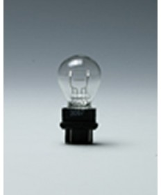 Satco E3357 Satco 28.54 Watt (2.23 Amp) 12.8 Volt S8 Plastic Wedge Base Clear Miniature Light Bulb