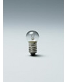 Satco E/31 Satco 1.85 Watt (0.3 Amp) 6.15 Volt G4.5 Miniature Screw Base Miniature Light Bulb