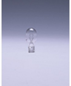 Satco E915 Satco 9 Watt (0.75 Amp) 12 Volt T5 Miniature Wedge Base Clear Miniature Light Bulb