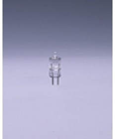 Satco E891 Satco 100 Watt (8 Amp) 12.8 Volt T2.5 BiPin G4 Base Miniature Clear Halogen Light Bulb