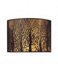 ELK Lighting 31070/2 ELK Woodland Sunrise Collection 2-Light Wall Sconce