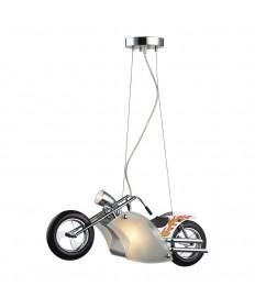 ELK Lighting 5093/3 ELK 5093-3 Motorcycle Pendant