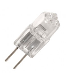 Halco 107009 JC20/6.35 20 Watts JC 12 Volts G6.35 Prism