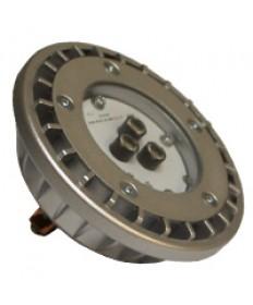 Halco 80784 Halco Lighting PAR36/10AMB/WFL/LED - PAR36 - 10 Watt - Amber - Waterproof - 32 Degree Wide Flood - ProLED Light Bulb