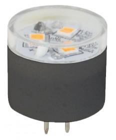 Halco 81092 JC2S/830/LED2 1.4 Watt 3000K G4 IP65 Short ProLED