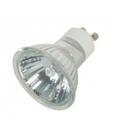 Hikari 03831 JDR9829ALUFP Hikari 75-Watt MR20 GU10 Frosted Aluminum reflector