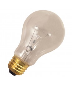 Halco 76008 A19CL40/RS Incandescent A19 40W RS CLEAR 130V  E26 HALCO