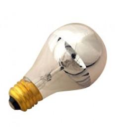 Halco 101182 A19CL100/SB 100W A19 CL SIL BOWL 130V PRIS