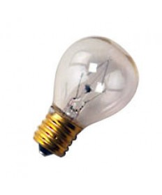 Halco 9045 S11CL10 10 Watt S11 Clear E17 130 Volt Light Bulb