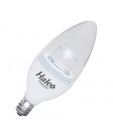 Halco 80094 B11CL3/827/LED LED B11 3W 2700K DIMMABLE E12 PROLE