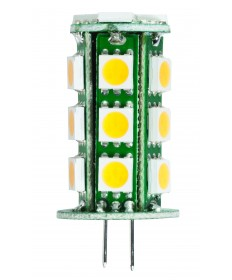 Halco 80782 JC20/2AMB/LED LED JC 1.8W Amber Non-Dimmable G4 P
