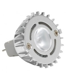 Halco 80703 MR11/2NW/FL/LED LED MR11 2.2W 30DEG 5000K GU4 PROLE