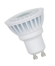 Halco 80860 MR16FL5/830/GU10/LED 5W 3000K DIMMABLE 40 DEGREE GU10