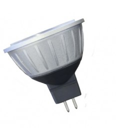 Halco 81056 MR16FL10/827/LED LED MR16 2.5w 40Deg 2700K GU5.3 Proled