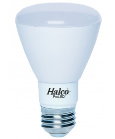 Halco 80108 R20FL5/830/LED LED R20 5W 3000K Dimmable E26 ProLED