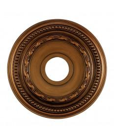 ELK Lighting M1001AB Campione Medallion 16 Inch in Antique Bronze Finish