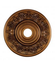 ELK Lighting M1004AB Laureldale Medallion 21 Inch in Antique Bronze Finish