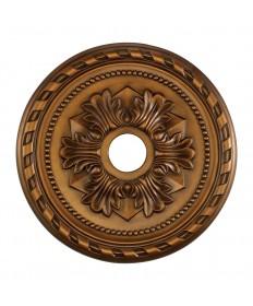 ELK Lighting M1005AB Corinthian Medallion 22 Inch in Antique Bronze Finish