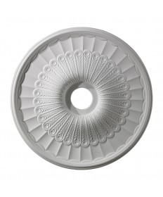 ELK Lighting M1007WH Hillspire Medallion 24 Inch in White Finish