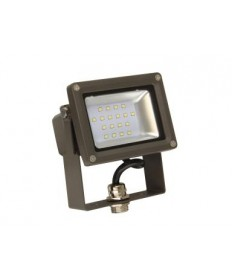 MaxLite 14098953 FLS15U50B/G2 15-Watt LED Small Yoke Wide Flood
