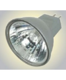 Satco S4170 Satco 20MR11/FTD/S/C 20 Watt 12 Volt MR11 GZ4 Base Dimmable Silver Coated Reflector Narrow Flood 30 Degree Halogen MR Lamp
