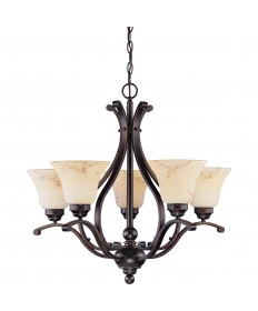 Nuvo Lighting 60/1402 Nuvo Anastasia Collection 5-Light