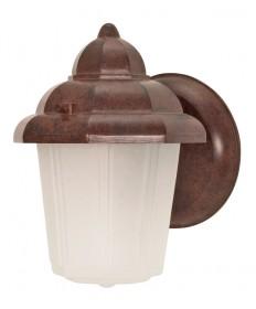Nuvo Lighting 60/640 Nuvo 60-640 1-Light Small Hooded Outdoor Lantern