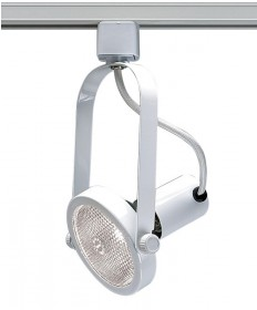 Nuvo Lighting TH224 Nuvo PAR38 White Gimbal Ring