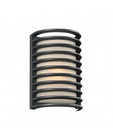 PLC 2038BZLED 1 Light Outdoor Fixture Sunset Collection