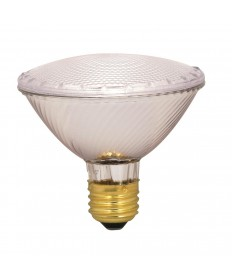 Satco S2237 Satco Light Bulbs 60PAR30/HAL/XEN/NFL 60 Watt Halogen Excel PAR30 Short Neck Xenon Narrow Flood Lamp
