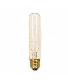 Satco S2415 Satco Vintage T9 20 Watt Incandescent Light Bulb