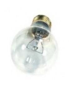 Satco S2997 Satco 90A19/TS/8M/SS 90 Watt A-19 120 Volt E26 Medium Base Clear Extra Long Life 8000 Hour Incandescent Light Bulb