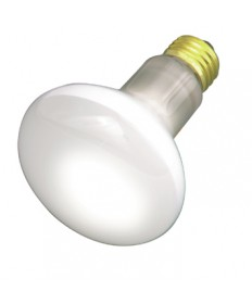 Satco S3210 Satco 30R20/FL 30 Watt 120 Volt R20 E26 Medium Base Reflector Flood Incandescent Light Bulb