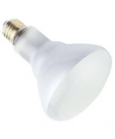 Satco S3259 Satco 50BR30/FL 50 Watt 120 Volt BR30 Reflector Flood Medium Base Incandescent Light Bulb