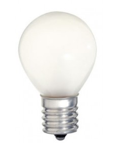 Satco S3622 Satco 10S11N/F 10 Watt 115/125 Volt S11 Intermediate Base Frost High Intensity Light Bulb