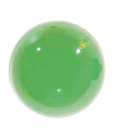 Satco S3835 Satco 10G12.5/G 10 Watt 120 Volt G12.5 Candelabra Base Green Globe Light Bulb
