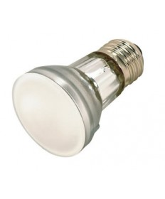 Satco S4109 Satco 75PAR16/FL/FROST 75 Watt PAR16 120 Volt E26 Medium Base Frosted Flood Halogen Light Bulb
