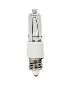 Satco S4487 KX40CL/3M/MC 40 Watt 120 Volt T3 Dimmable E11 Mini