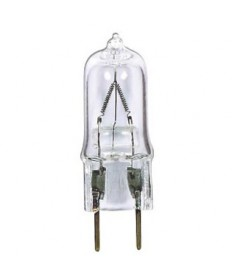 Satco S4613 Satco Light Bulbs 75T4/CL/G8 Halogen Lamp 75W 120V T4 G8 Clear Bulb