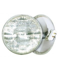 Satco S4668 Satco 500PAR56Q/NSP 500 Watt 120 Volt PAR56 Mogul End Prong Base Sealed Beam Narrow Spot Reflector Halogen Light Bulb