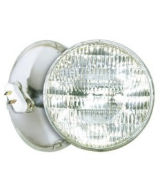 Satco S4351 Satco 500PAR64/WFL 500 Watt PAR-64 120 Volt Mogul End Prong Base Sealed Beam Wide Flood Incandescent Light Bulb