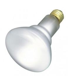 Satco S4886 Satco 50R20/TF 50 Watt 130 Volt R20 Trojan Flood Medium Base Shatter Proof Incandescent Light Bulb