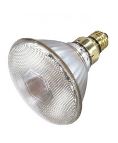 Satco S4888 Satco CDM100PAR38/SP/3K 100 Watt PAR38 Medium Base 3000K Spot 10 Degree Metal Halide Light Bulb