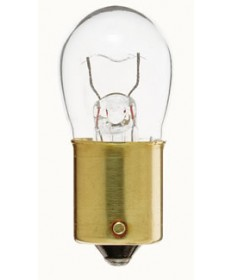 Satco S6951 Satco 0.94 Amp 12.8 Volt B6 Single Contact Bayonet Base Miniature Light Bulb