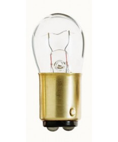 Satco S6952 Satco 0.94 Amp 12.8 Volt B6 Double Contact Bayonet Base Miniature Light Bulb